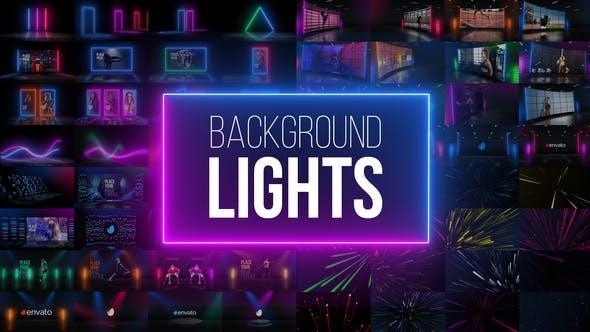 Thumbnail for Lumières d'arrière-plan
