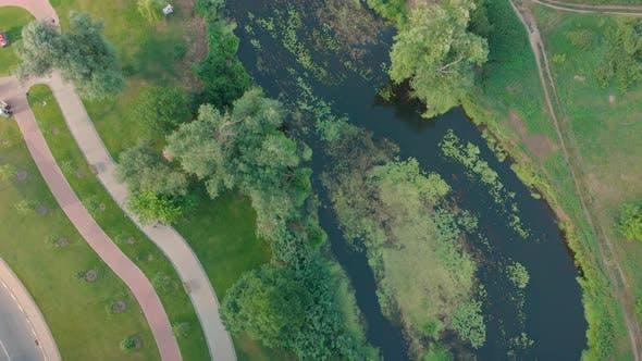 Thumbnail for Green River Banks Aerial