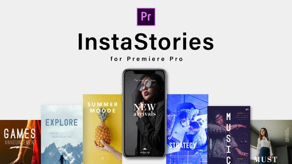 Thumbnail for InstaStuories | Premiere Pro