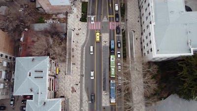 Bus Stop Aerial
