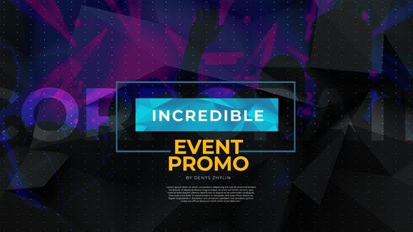 Thumbnail for Business Event Promo