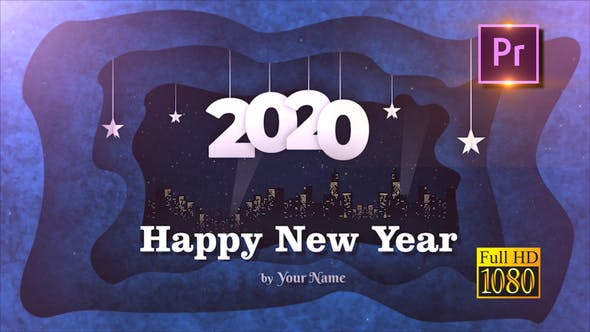 Thumbnail for New Year Opener 2020 - Premiere PRO