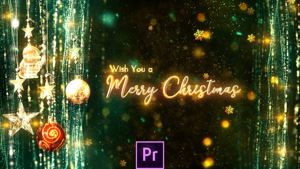 Thumbnail for Christmas V2 - Premiere Pro