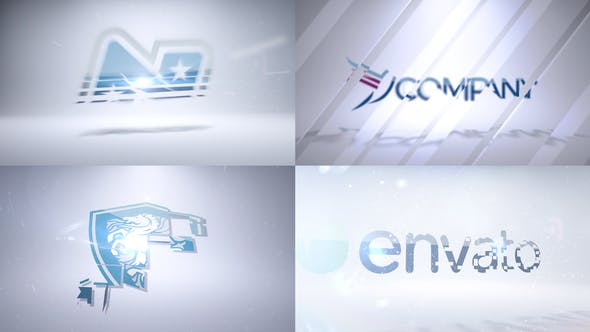 Thumbnail for Corporate Logo Pack