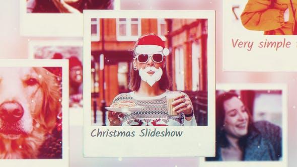 Thumbnail for Christmas Photo Frames Slideshow