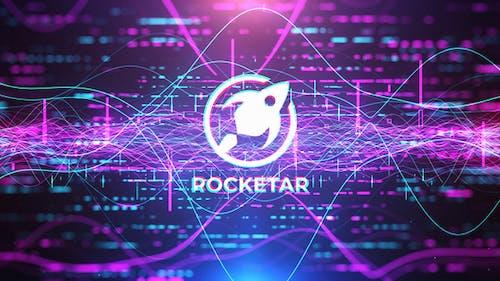 Equalizer Logo Reveal