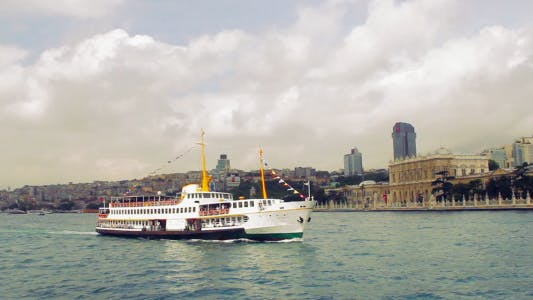 Thumbnail for Istanbul Ferry and Topkap Palace