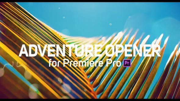 Thumbnail for Adventure Opener for Premiere Pro