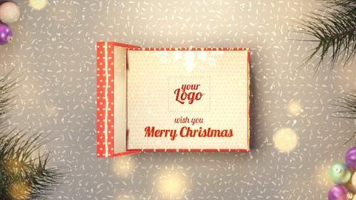 Christmas Box Gift