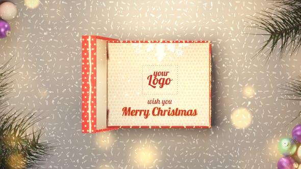 Thumbnail for Christmas Box Gift