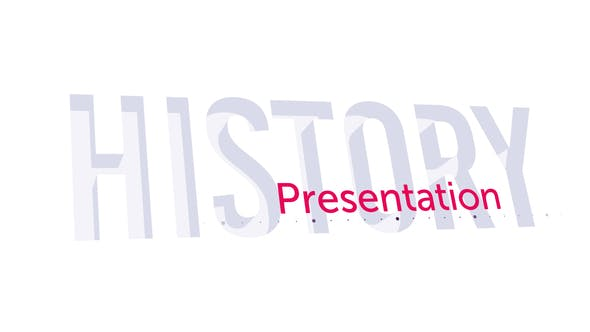 Thumbnail for Unternehmens- Timeline - Timeline Diashow