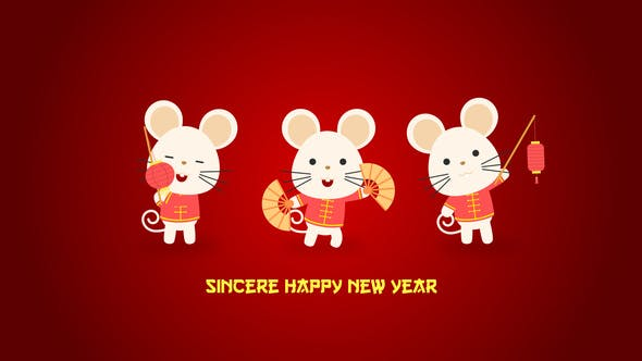 Thumbnail for Chinese New Year Greeting