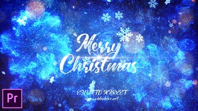 Christmas Magic - Premiere Pro