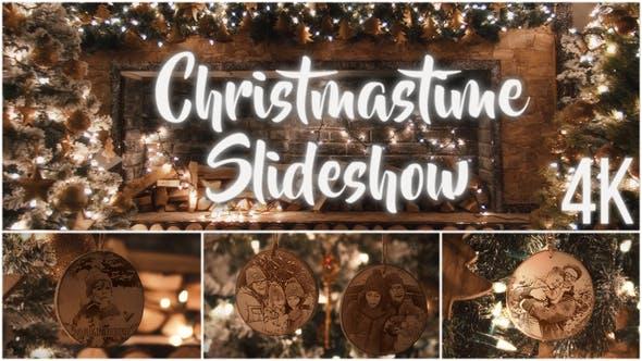 Thumbnail for Christmas Time Slideshow 4K