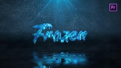 Frozen Winter | Intro Title