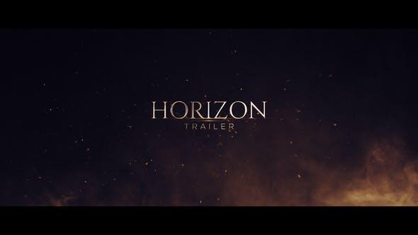 Thumbnail for Horizon Trailer