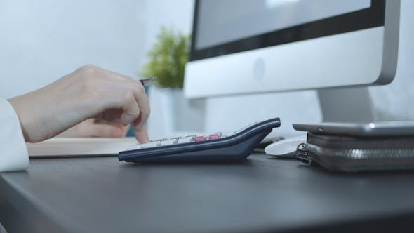 Thumbnail for Financial Officer Working