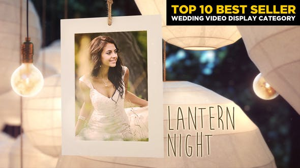 Thumbnail for Lantern Night - Wedding Photo Gallery