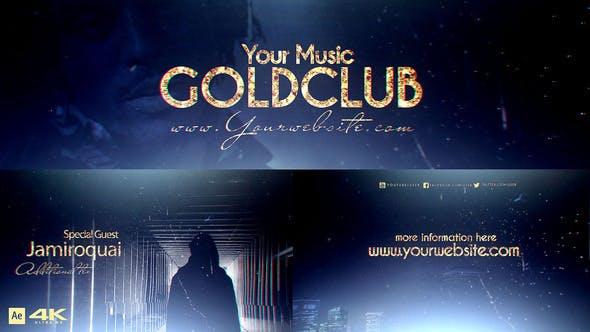 Thumbnail for Golden Music Event v2
