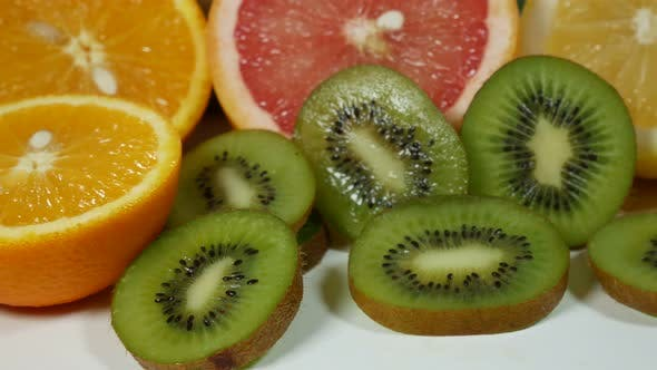 Thumbnail for Beautiful And Juicy Citrus Fruit