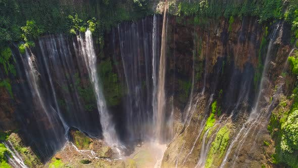 Thumbnail for Waterfall Coban Sewu Java Indonesia