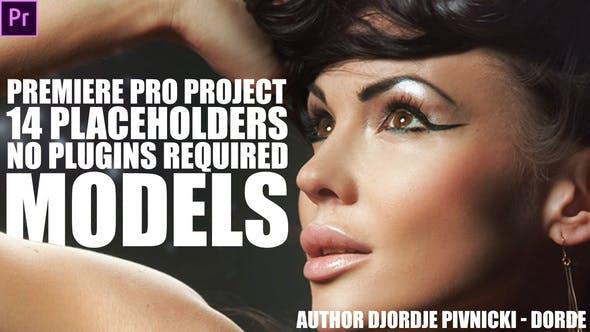 Models (Premiere Pro)