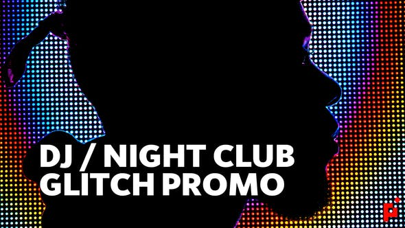 Thumbnail for DJ // Night Club Promo | For Final Cut & Apple Motion
