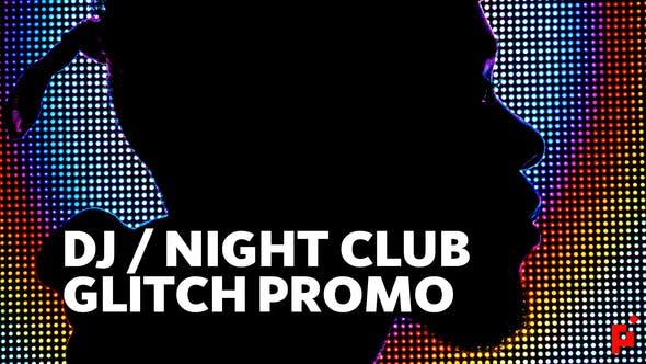 Thumbnail for DJ // Night Club Promo | For Final Cut & Apple Motion