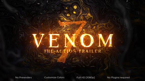 Thumbnail for Venom The Action Trailer 7