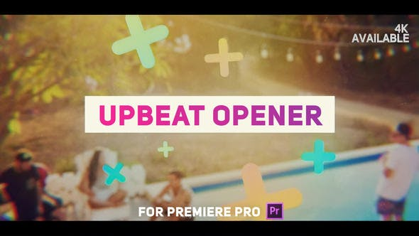 Cover Image for Dynamic Promo Opener for Premiere Pro