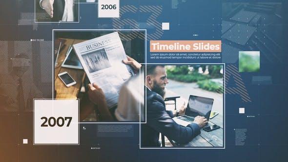 Thumbnail for Timeline Slides