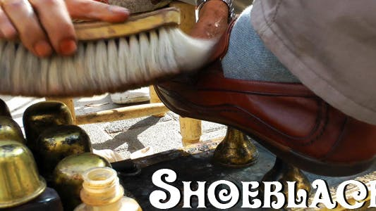 Cover Image for Shoeblack 1