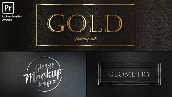 Thumbnail for Juego de títulos de oro