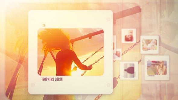 Thumbnail for Presentación de fotos - Memorias Diapositivas