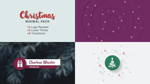 Thumbnail for Christmas Minimal Pack