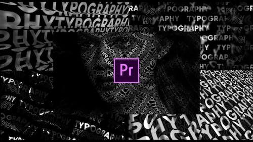Typography Patterns V2 -MOGRTS