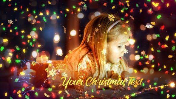 Thumbnail for Christmas Lights Promo
