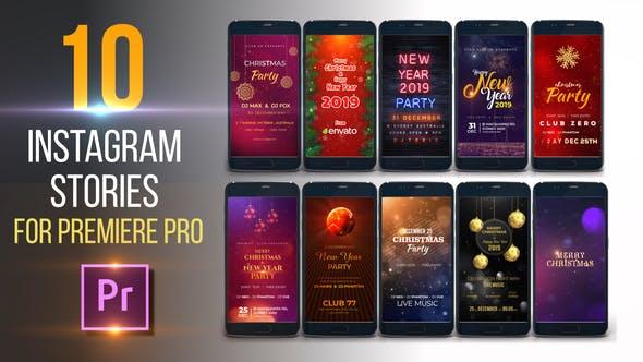 Instagram Stories 2020 - Premiere PRO