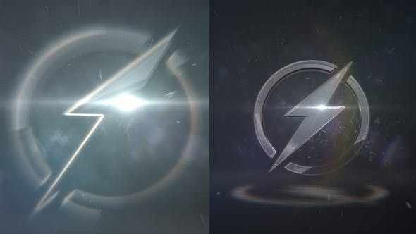 Thumbnail for Electric and Cosmic Force Logo