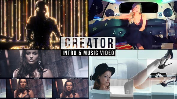 Creator Intro & Music Video