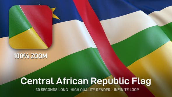 Thumbnail for Central African Republic Flag