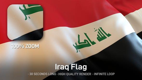 Thumbnail for Iraq Flag