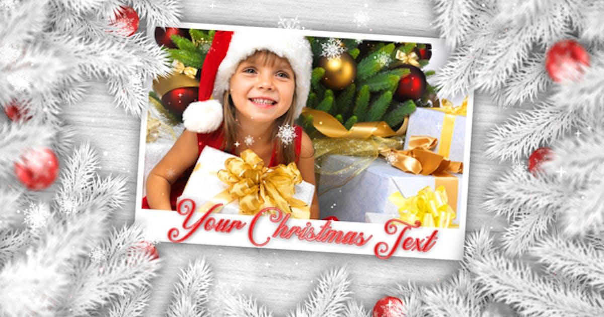 White Christmas Slideshow