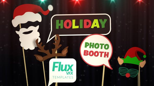 Thumbnail for Holiday Photo Booth