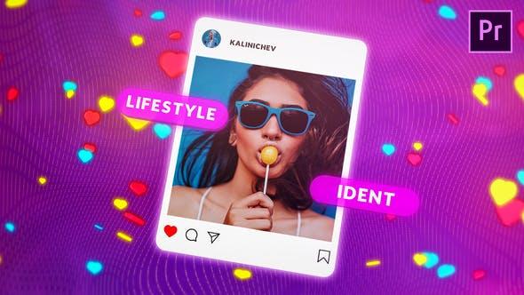 Instagram Social Media Promo