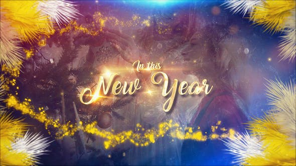 Thumbnail for New Year Greetings