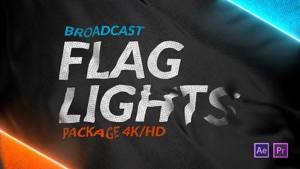 Thumbnail for Diffusion des feux de drapeau