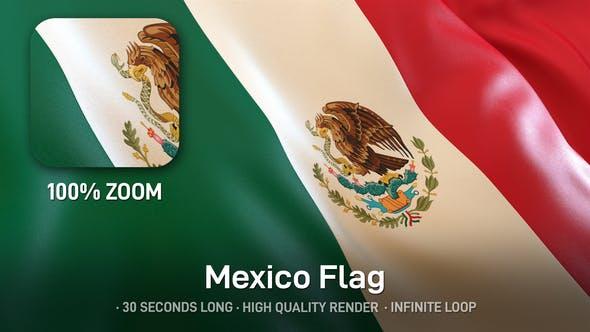 Thumbnail for Mexico Flag