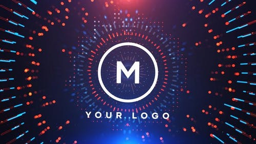Circles Logo Reveal