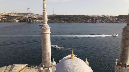 Bosphorus Istanbul Muslim Mosque